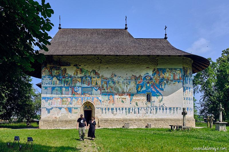 monasterio de arbore