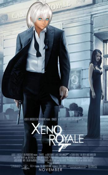 XenoRoyale