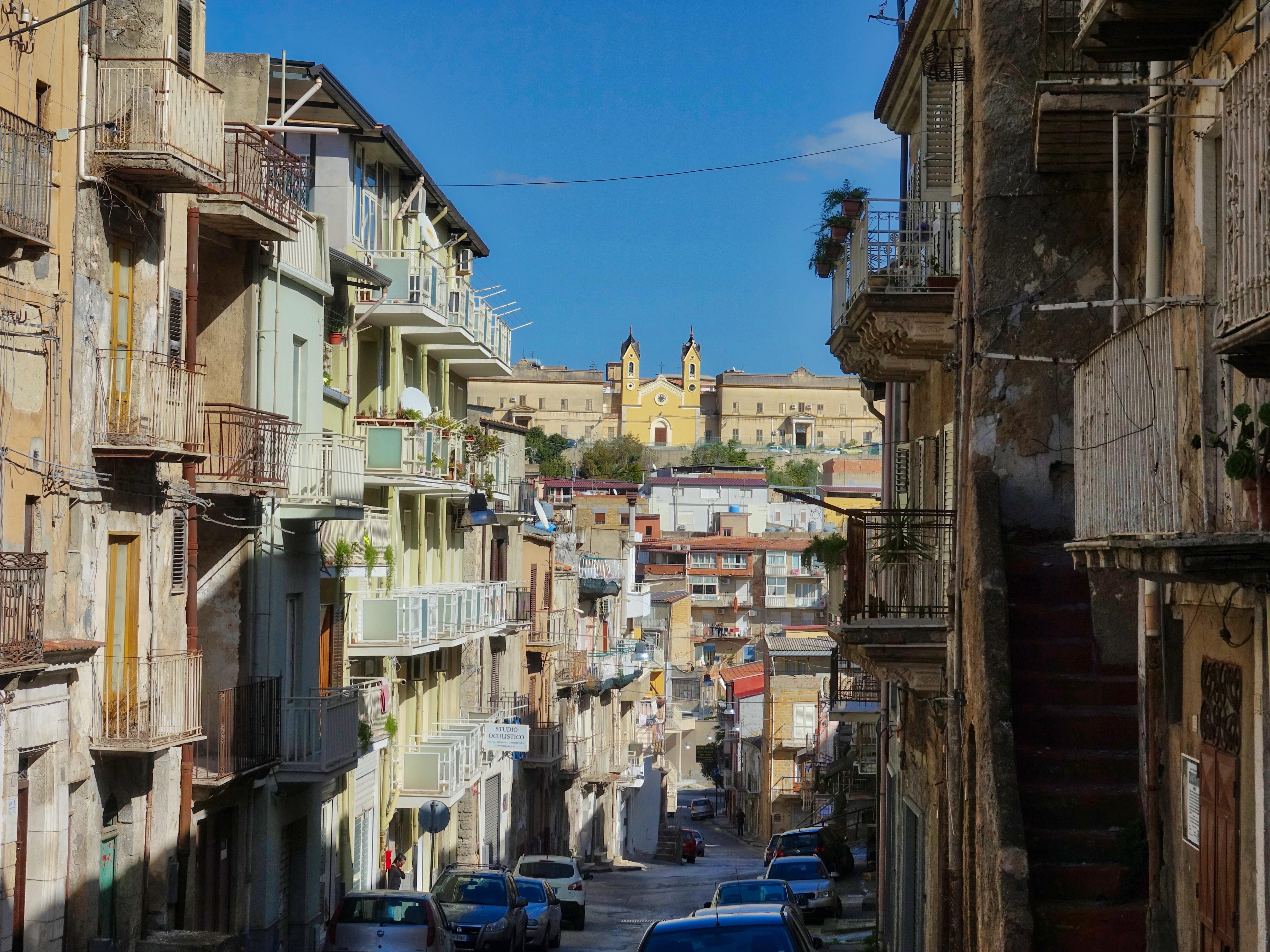 Favaro town