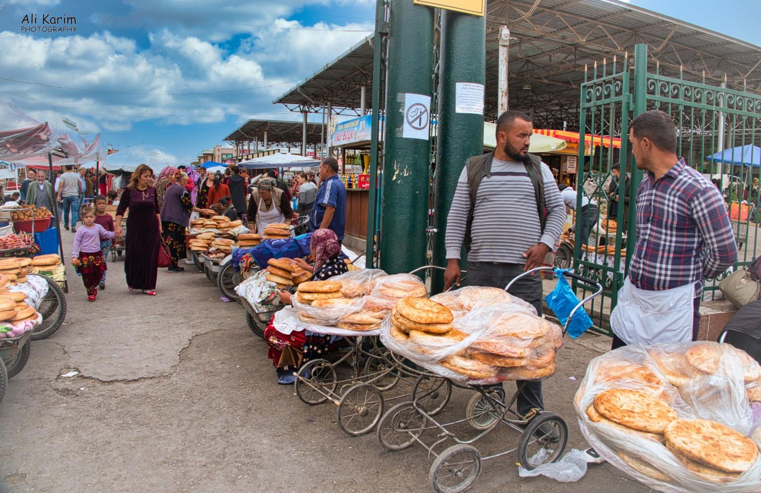 More Samarkand, Breads and prams