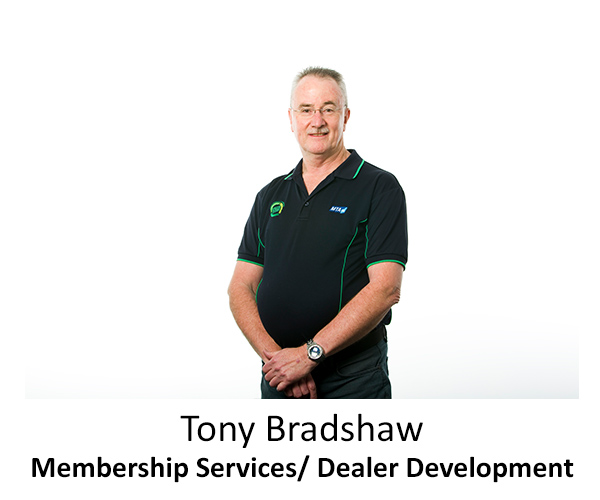 Tony Bradshaw
