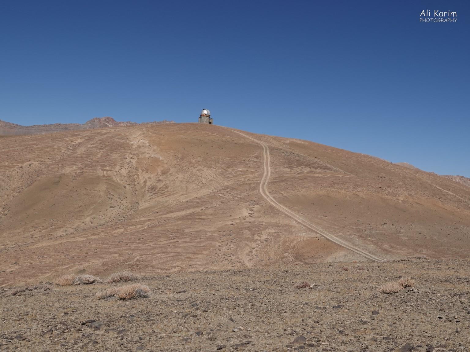 More Murghab & Alichur, Tajikistan, Arriving at Shorbulak (or Shor-Buloq) Observatory