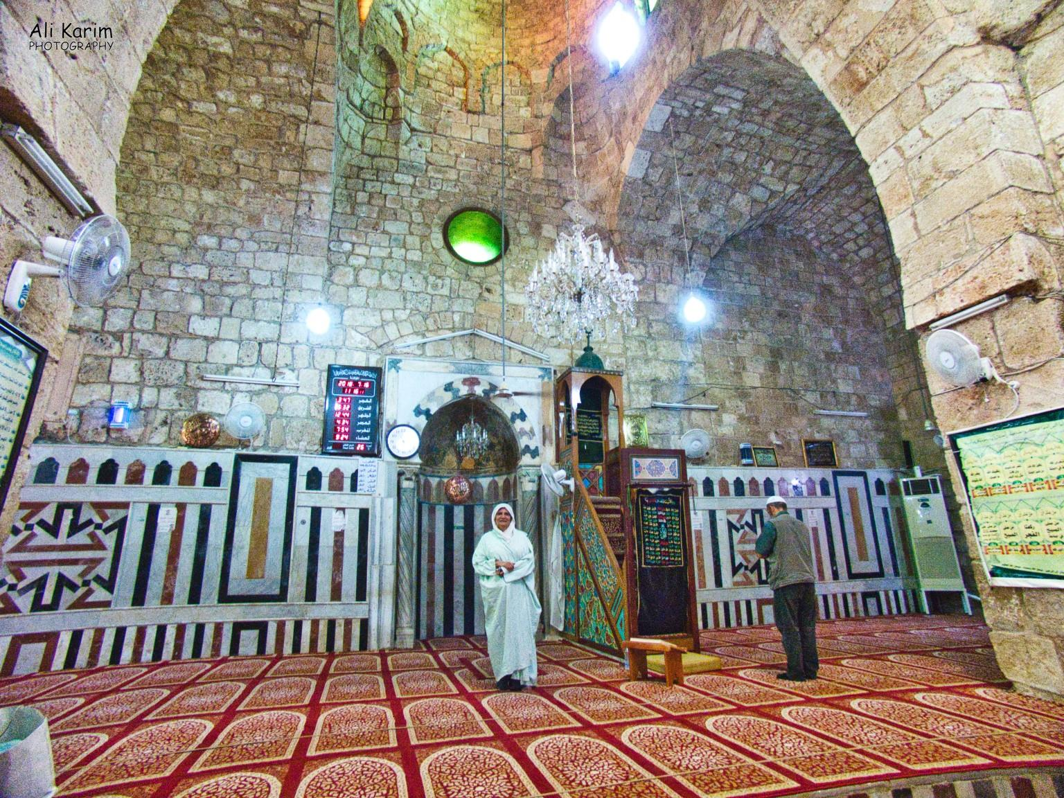 Tripoli Lebanon Some of the mosques we visited were quite strict on dress code; varied by Imam's beliefs. In the Al-Bourtasi mosque, women had to be completely covered, and men had to have knees covered; my shorts caused some consternation but I was not restricted