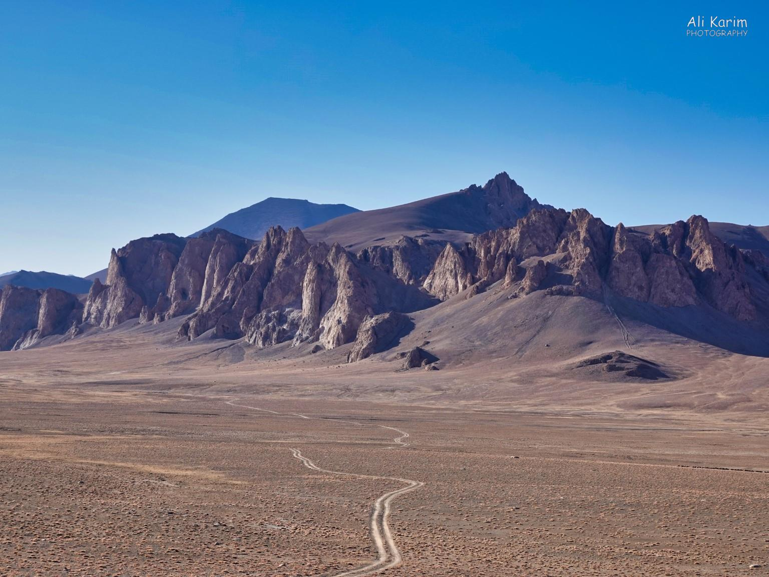 More Murghab & Alichur, Tajikistan, Nothingness everywhere