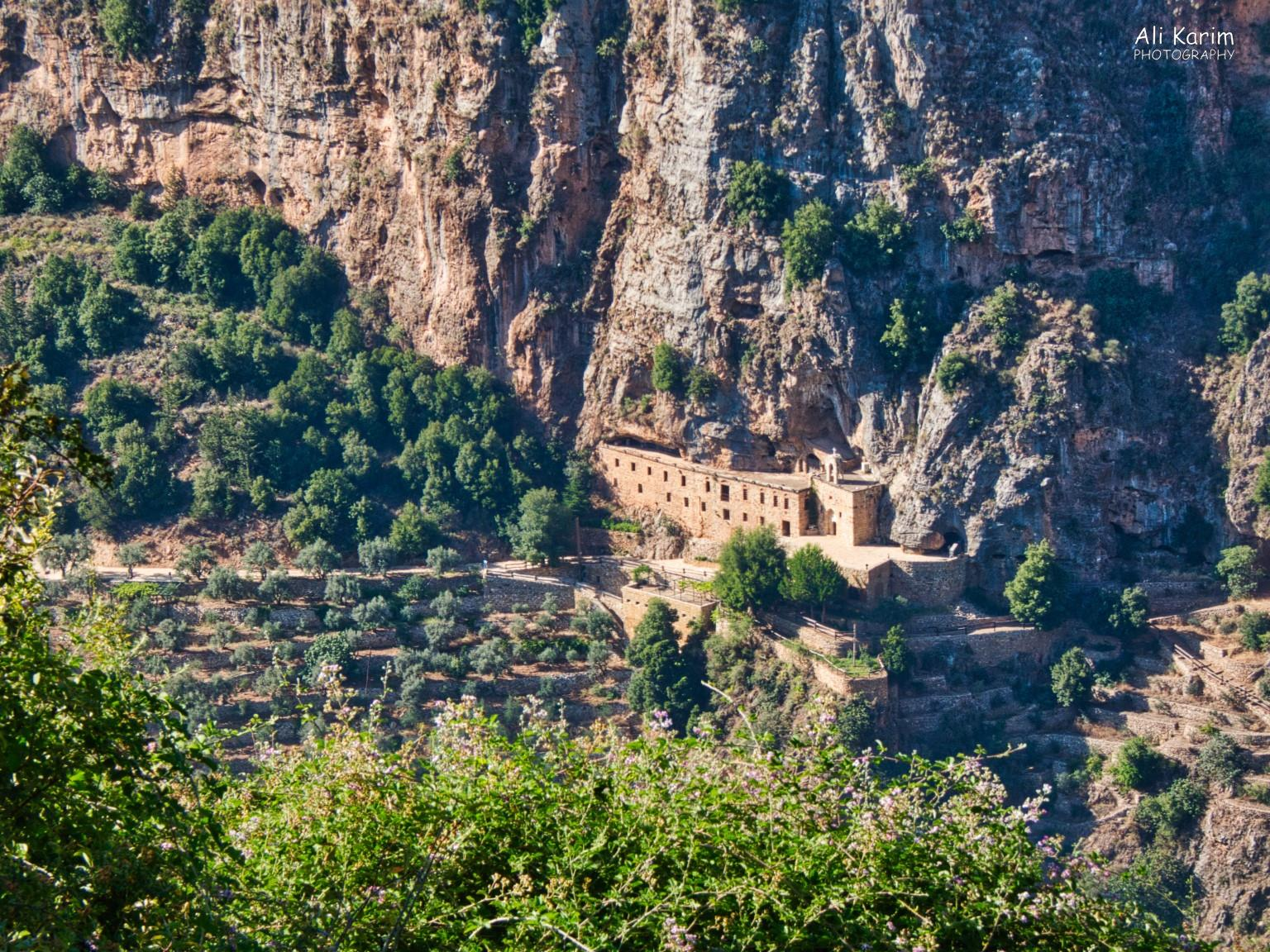 Bsharri and Quadisha Valley Remote Monasteries