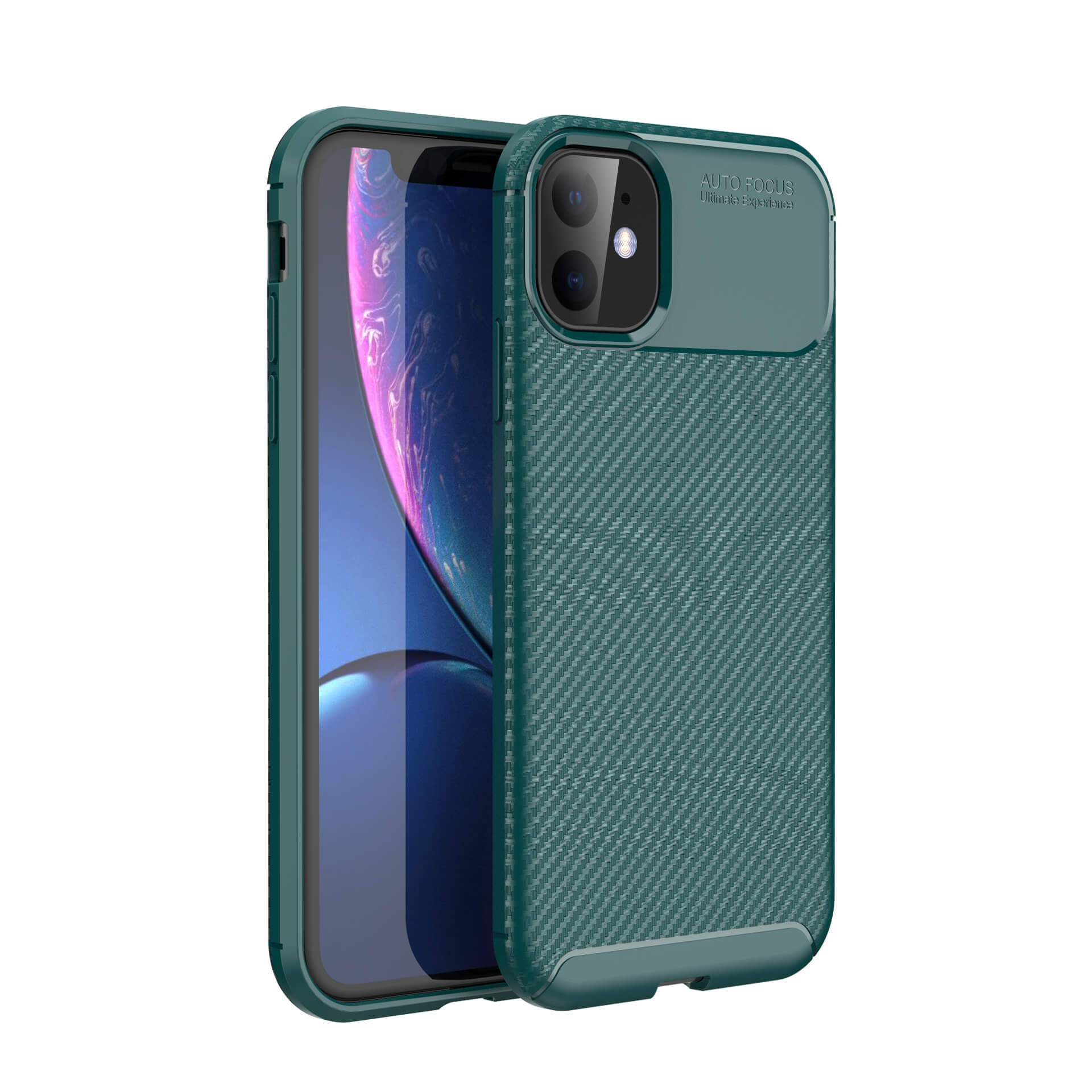 thumbnail 59 - Case for iPhone Carbon Fibre Soft Cover TPU Silicone Slim 11 X XR Max 8 7 6 Plus