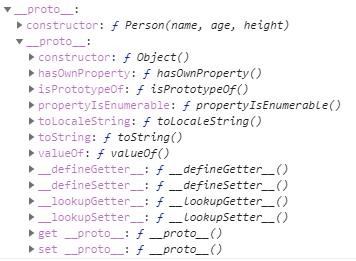 __proto__ in JavaScript
