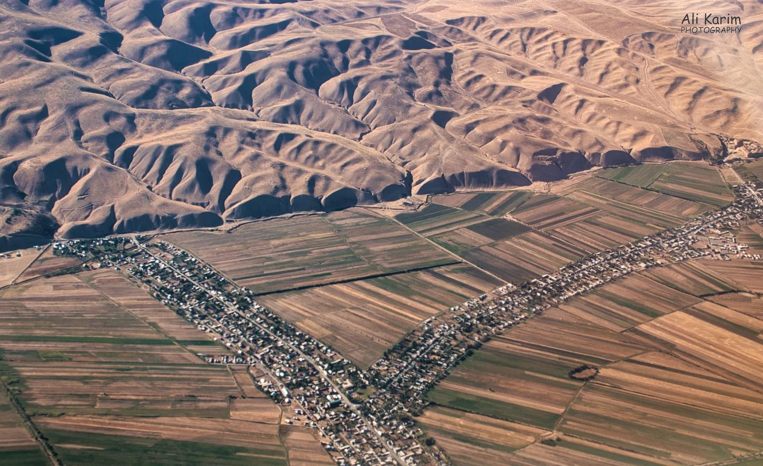 Silk Road 15: Osh, Kyrgyzstan Very organized farming, seemed like Soviet efficiencies for work and play