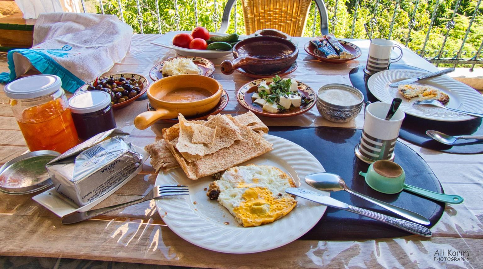 Bekaa Valley Winery, Chouf Mountains & the Druze Breakfast of Champions