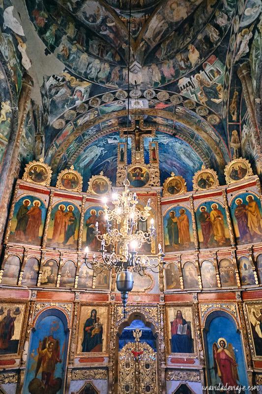 interior monasterio de arbore
