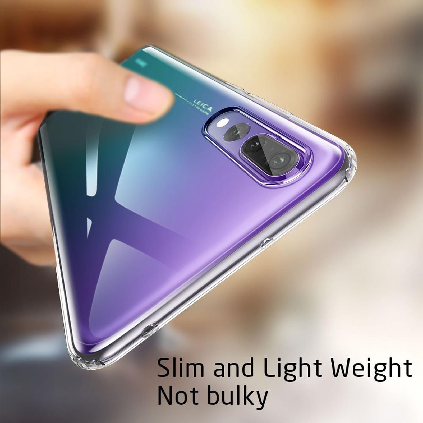 Indexbild 23 - For Huawei Mate 30 20 P30 P20 P10 Lite Pro P Smart Case Cover Thin Tough Gel TPU