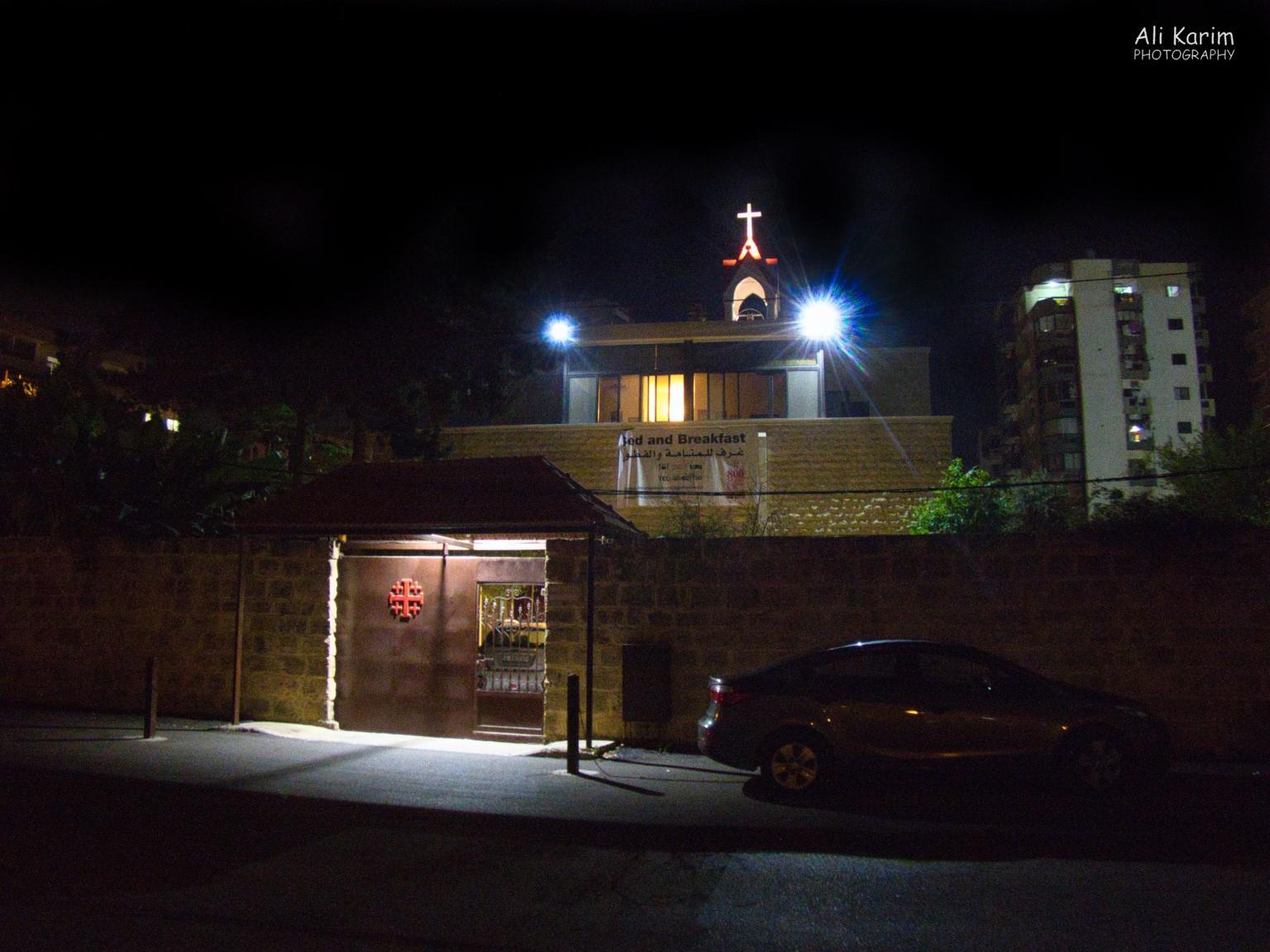 Beirut to Tripoli Saint Francis Convent, El Mina