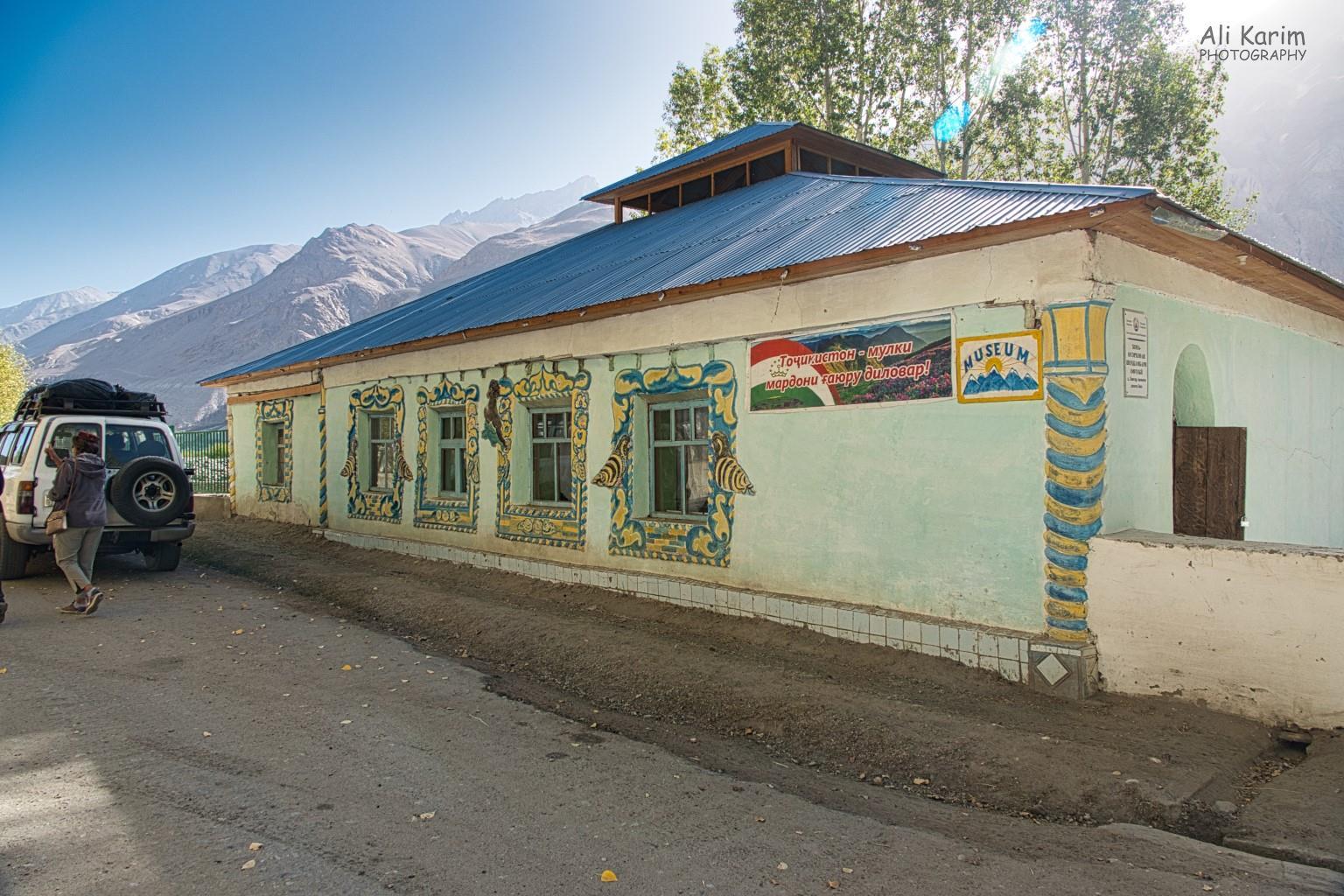 Langar, Bulunkul Tajikistan, Prayer House & Museum in Langar, Tajikistan
