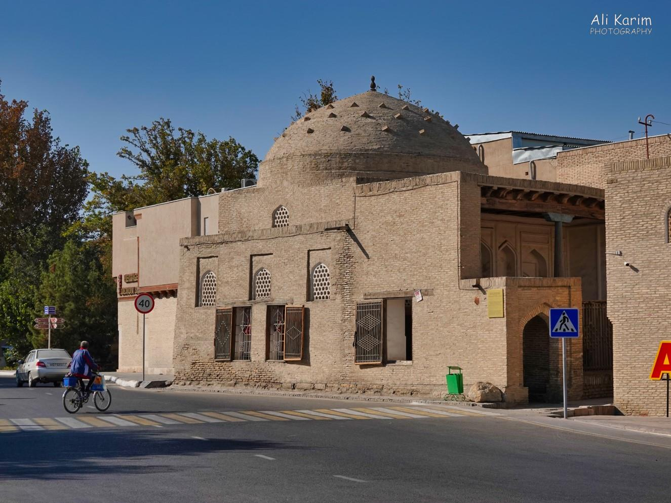 Bukhara, Oct 2019, Another style of mosque