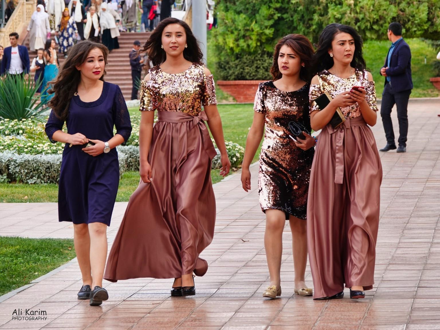 More Samarkand, Bridesmaids?