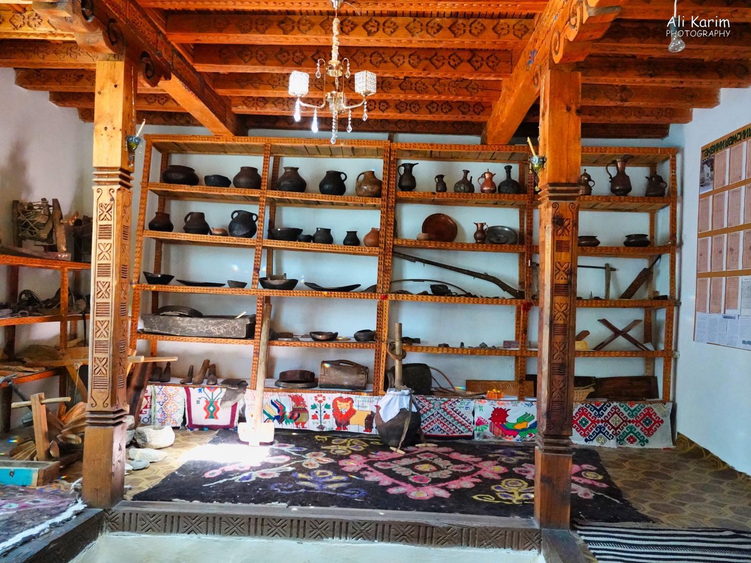 Langar, Bulunkul Tajikistan, Museum artifacts