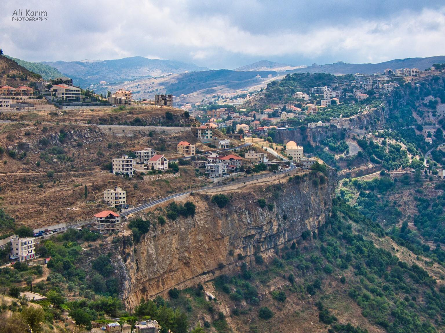Druze and the Chouf Mountains Jezzine town