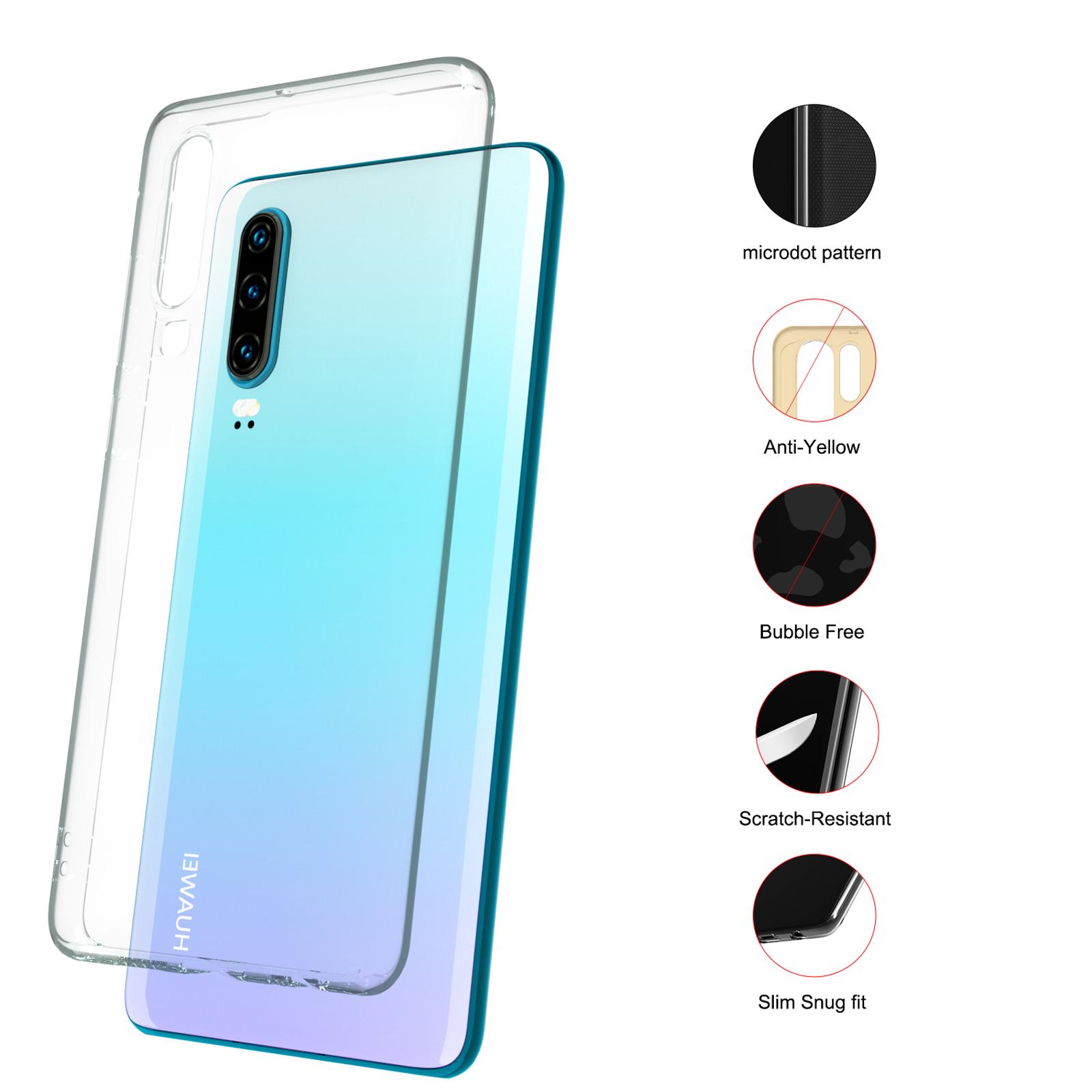 Indexbild 15 - For Huawei Mate 30 20 P30 P20 P10 Lite Pro P Smart Case Cover Thin Tough Gel TPU