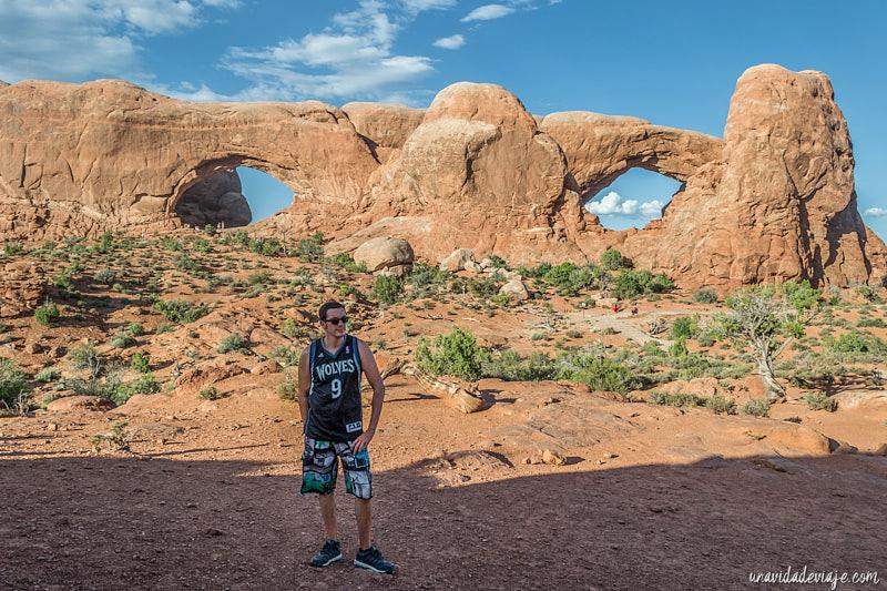 ruta arches