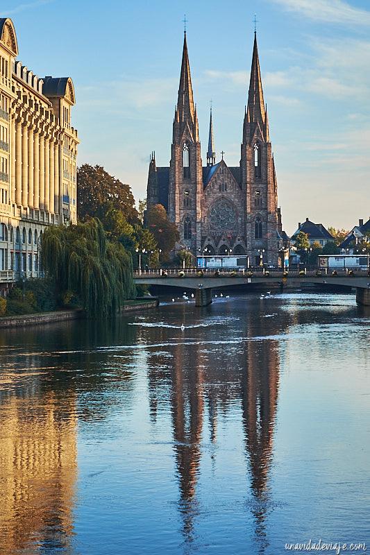 que visitar en estrasburgo