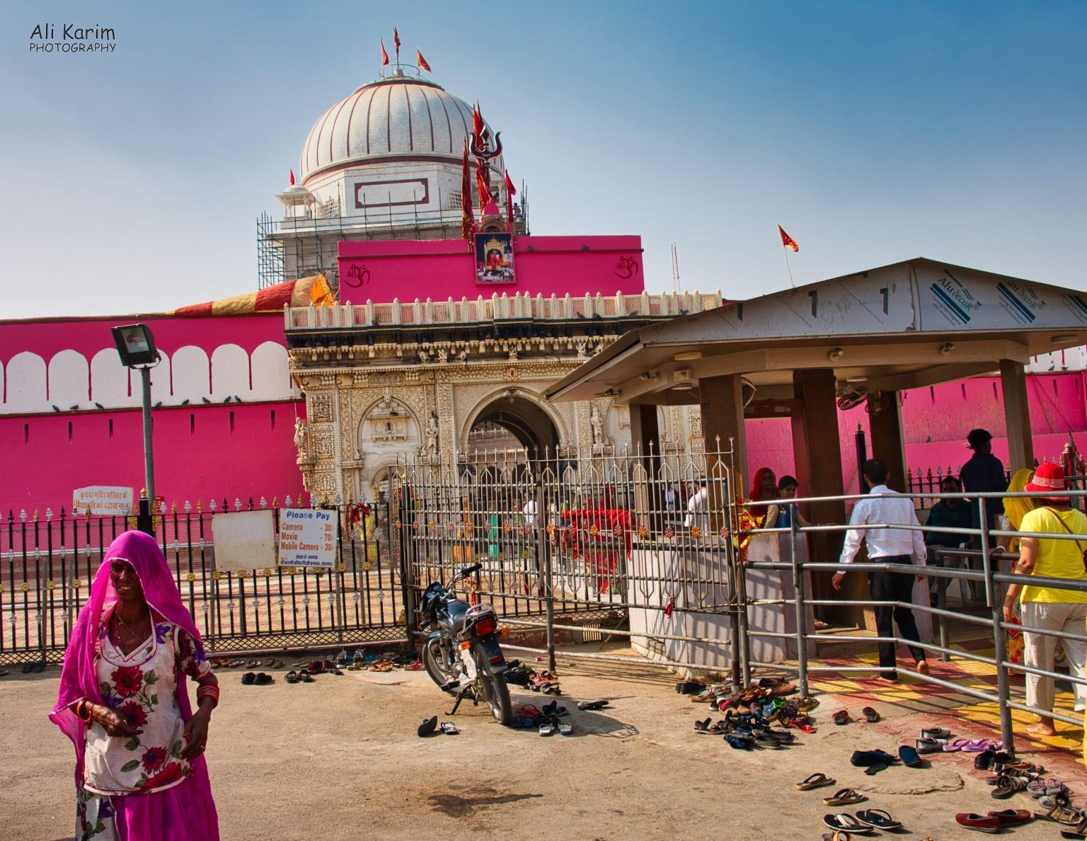 Bikaner, Rajasthan Karni Mata temple
