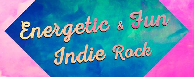 Energetic & Fun Indie Rock