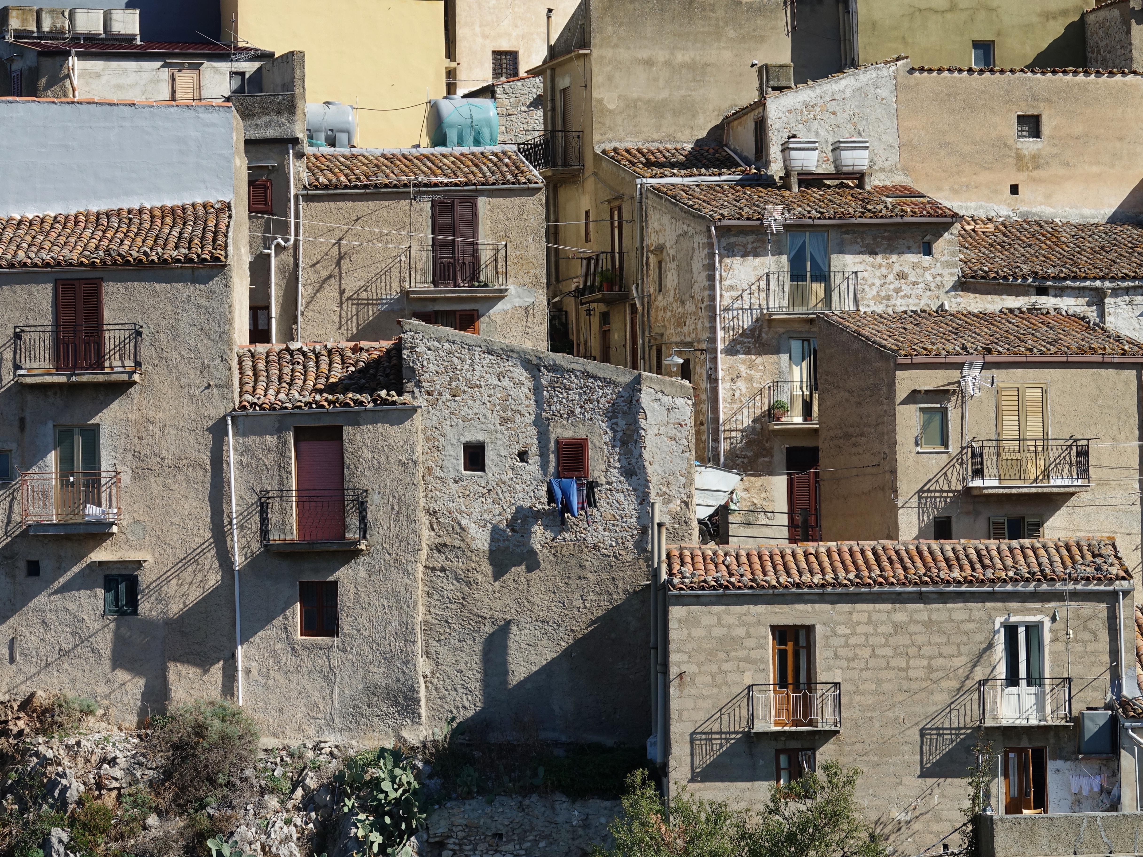 Caccamo village