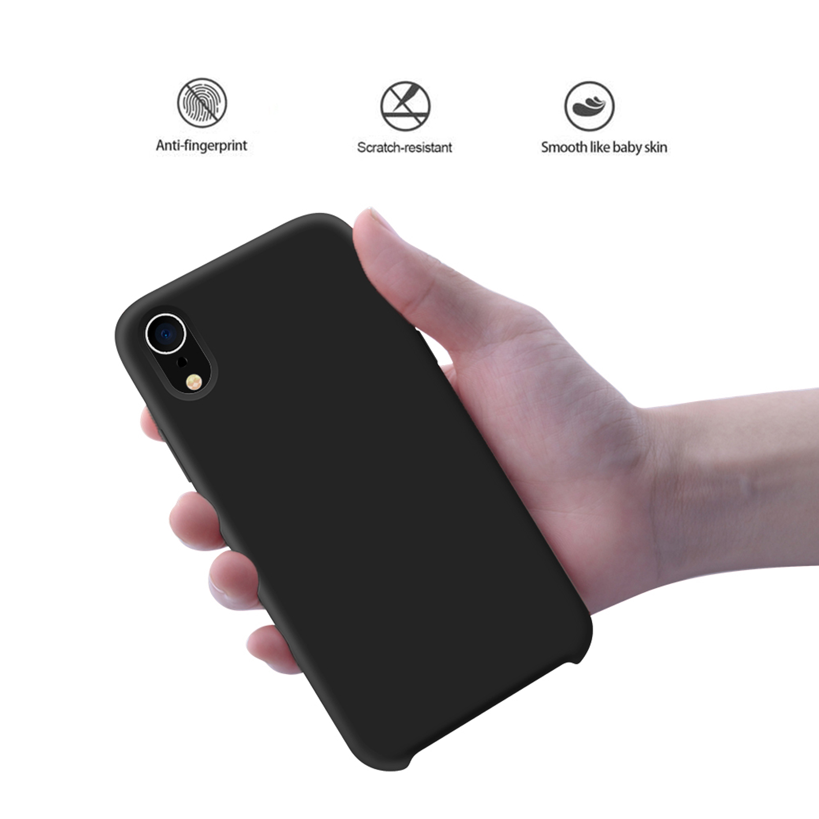 miniatuur 15 - For Apple iPhone 12 Pro Max Mini 11 XR X 8 7 Plus Se 2020 Case Cover Thin Slim