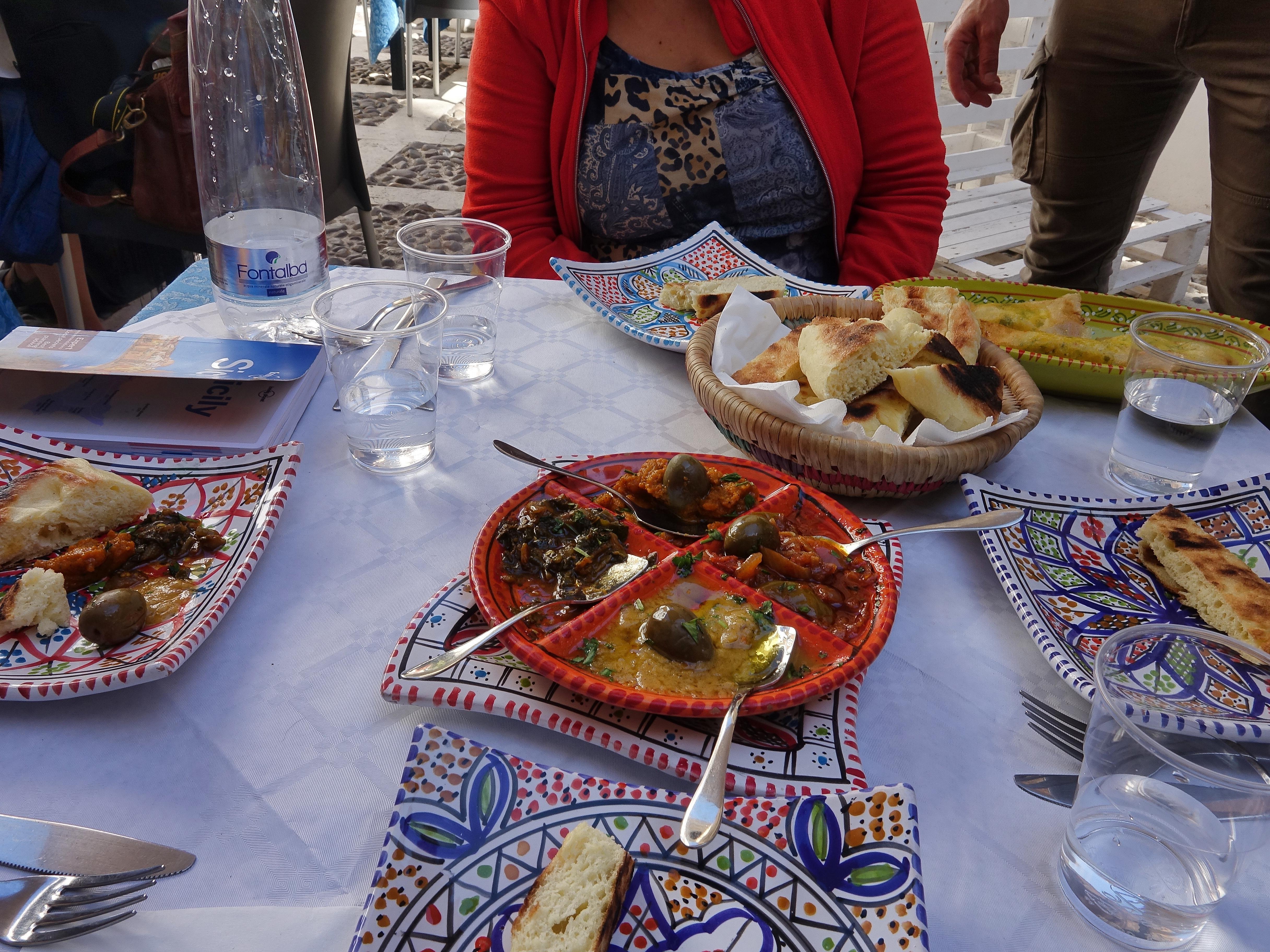 Tunisian salad
