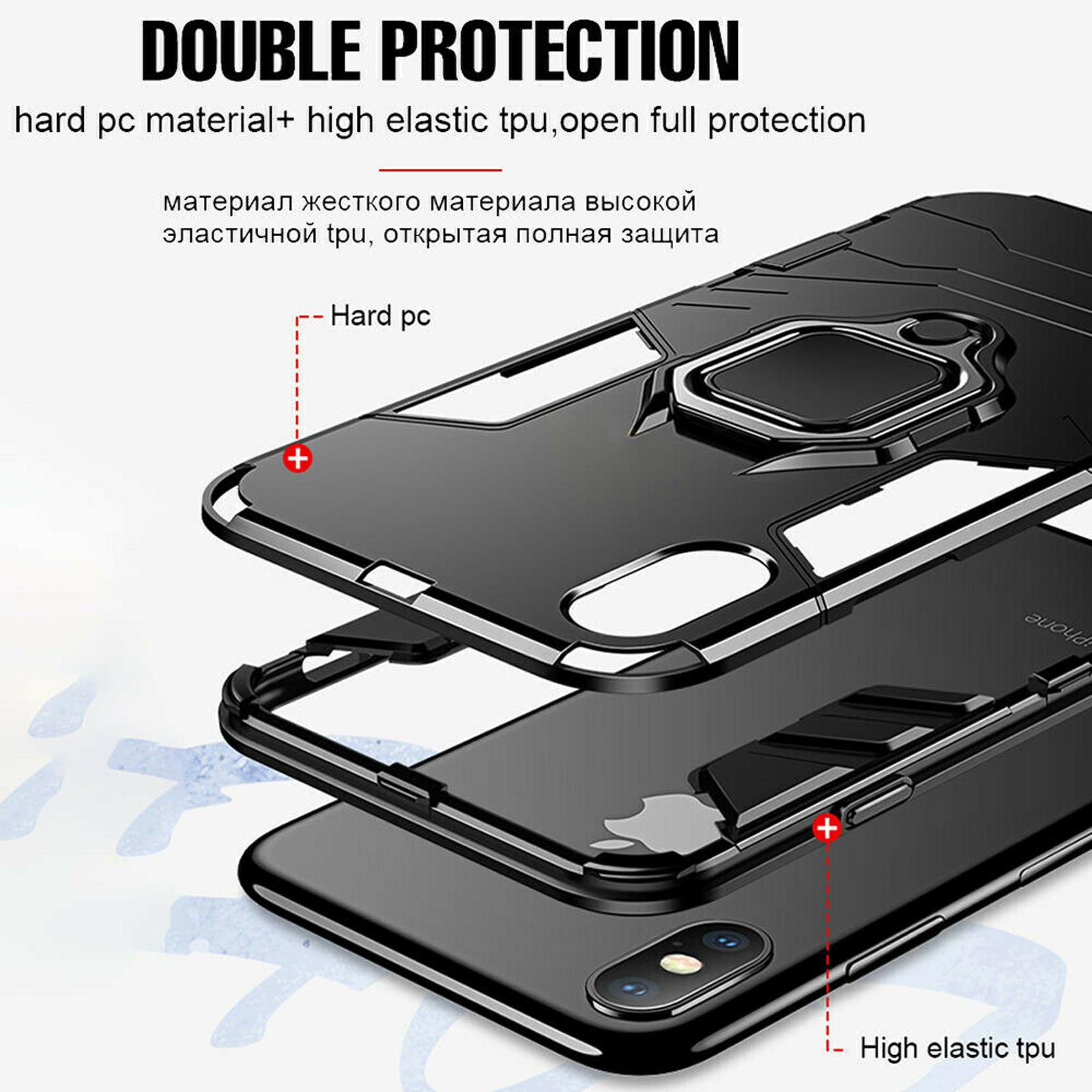 thumbnail 20 - For Apple iPhone 12 Pro Max Mini 11 XR X 8 7 Plus 6 Se 2020 Case Cover Ring