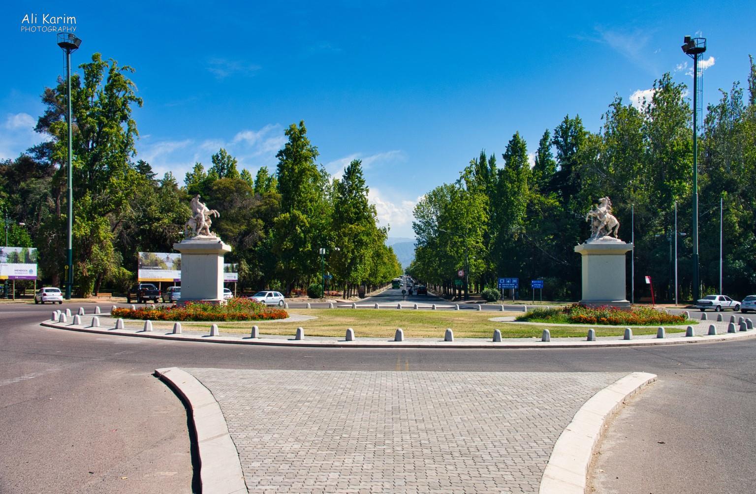 More Mendoza, Argentina Huge Parque General San Martín
