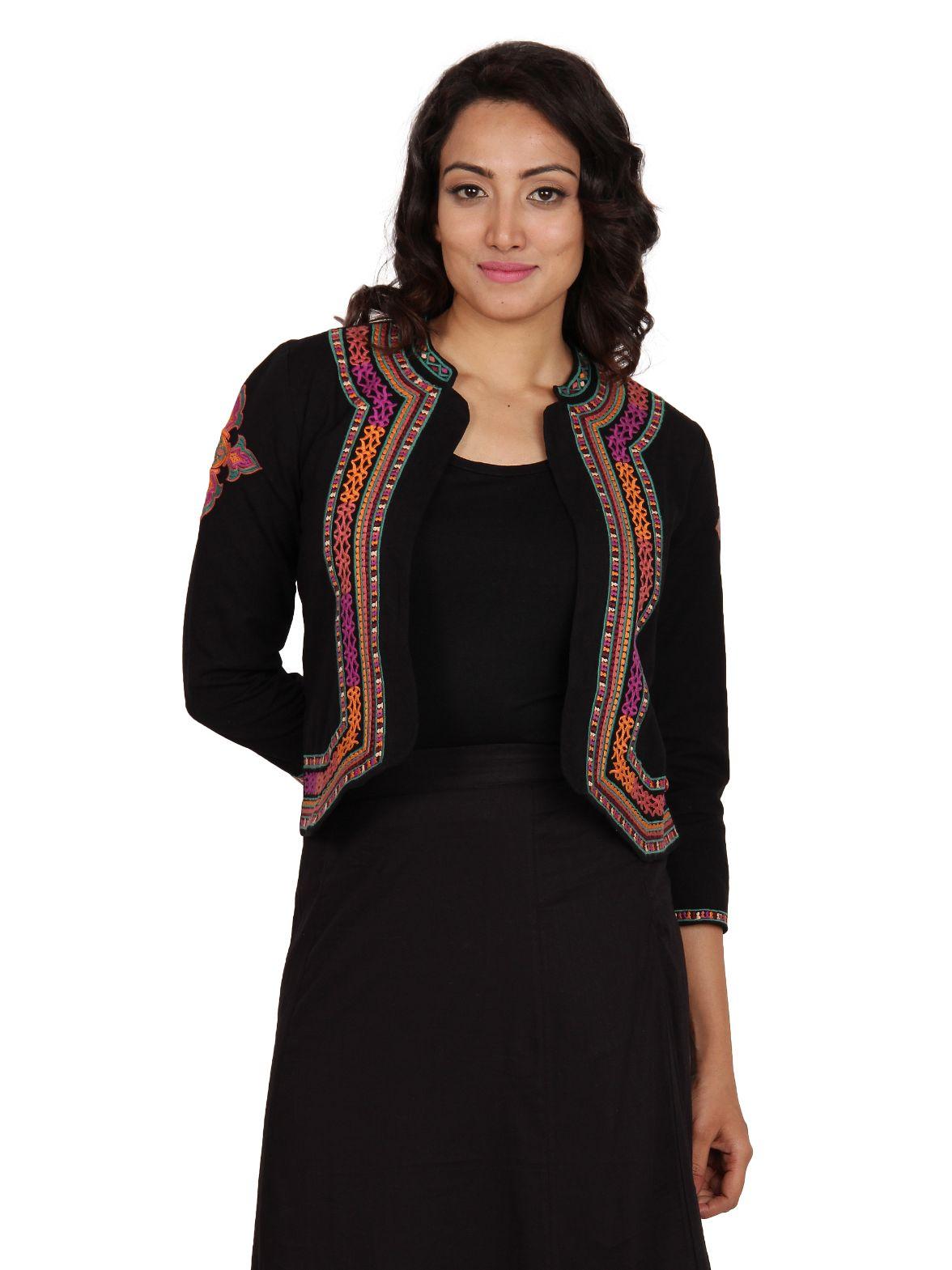 Neemrana Embroidered Jacket