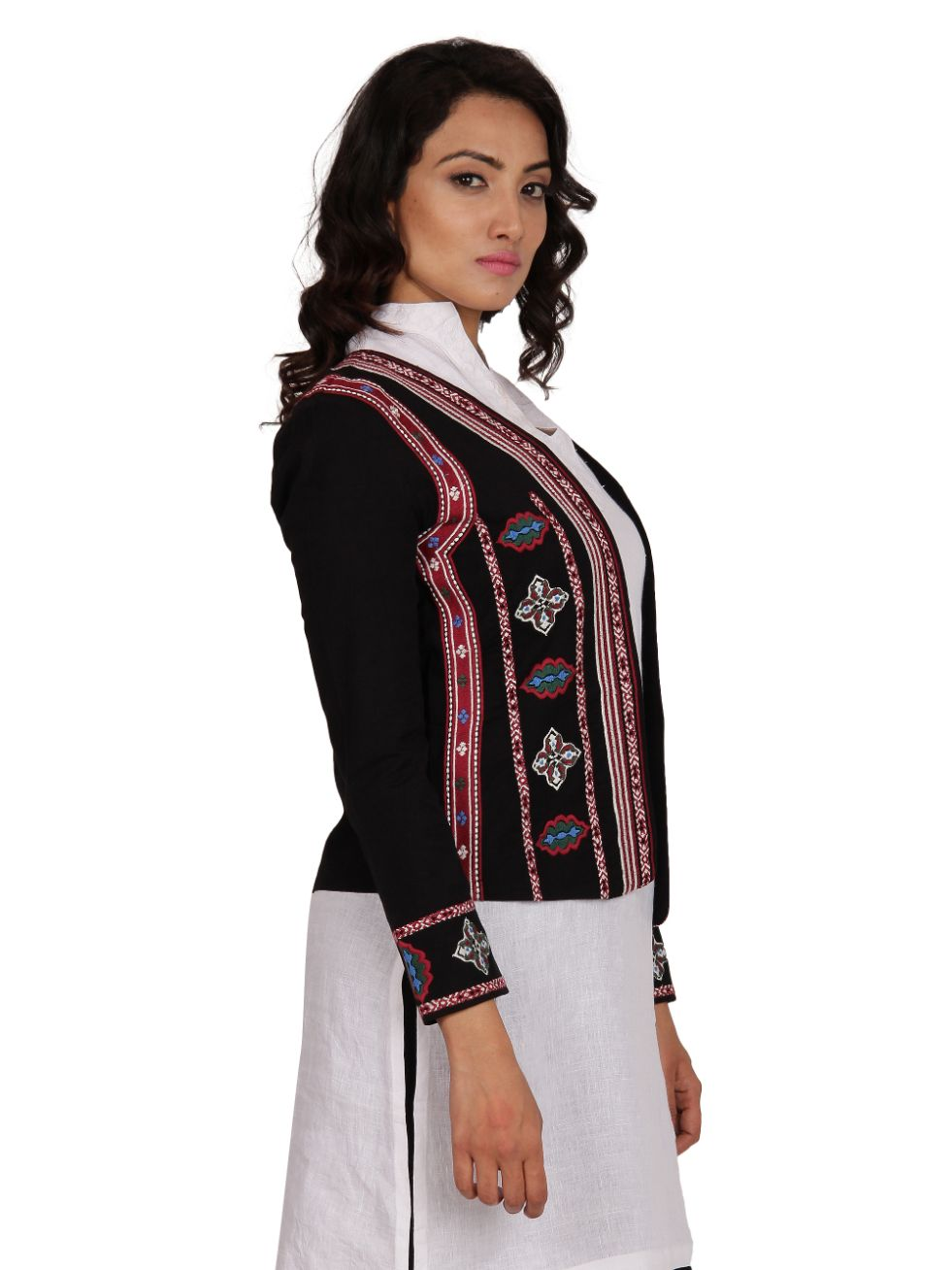 Neemrana Embroidered Jacket