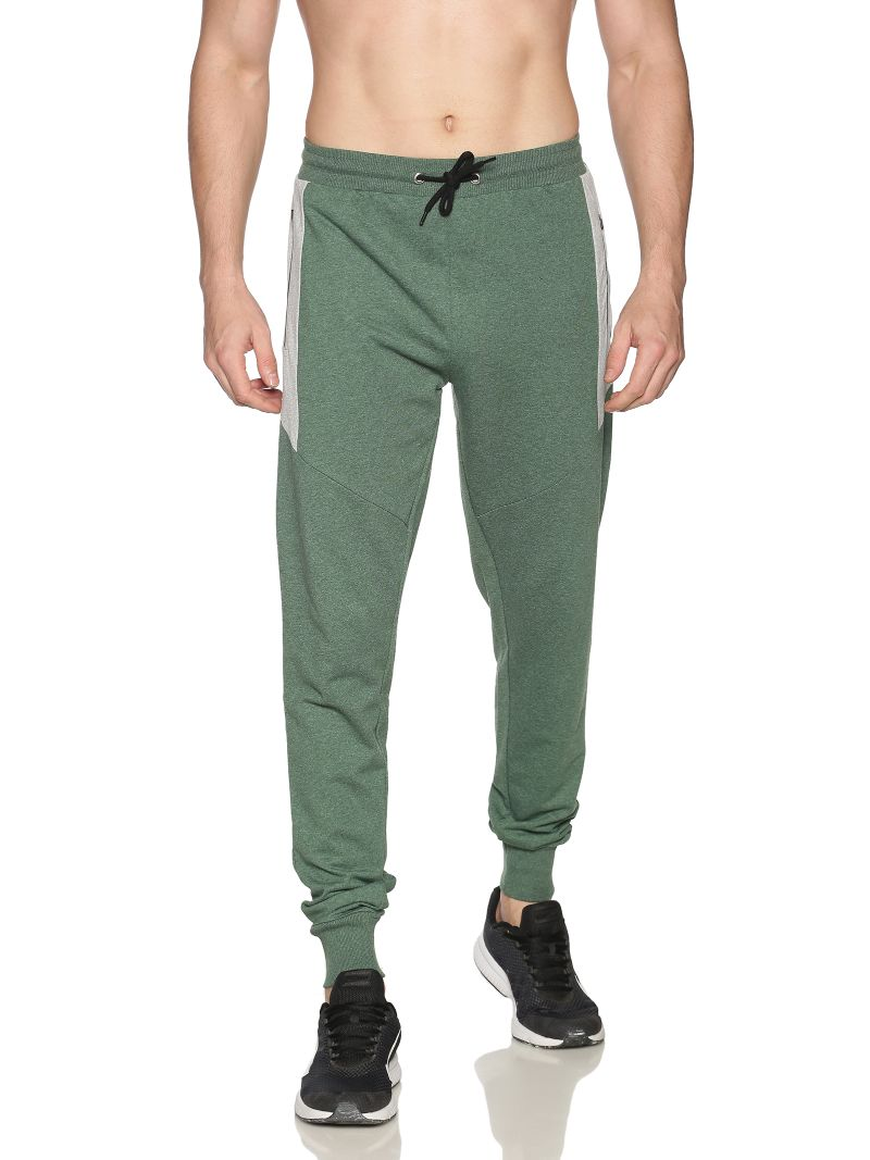 ATIVO Stylish Joggers-Colour Trekking Green (Recycled Fabric)