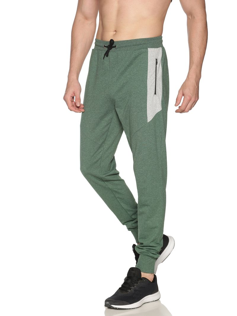 Stylish Joggers-Colour Trekking Green (Recycled Fabric)