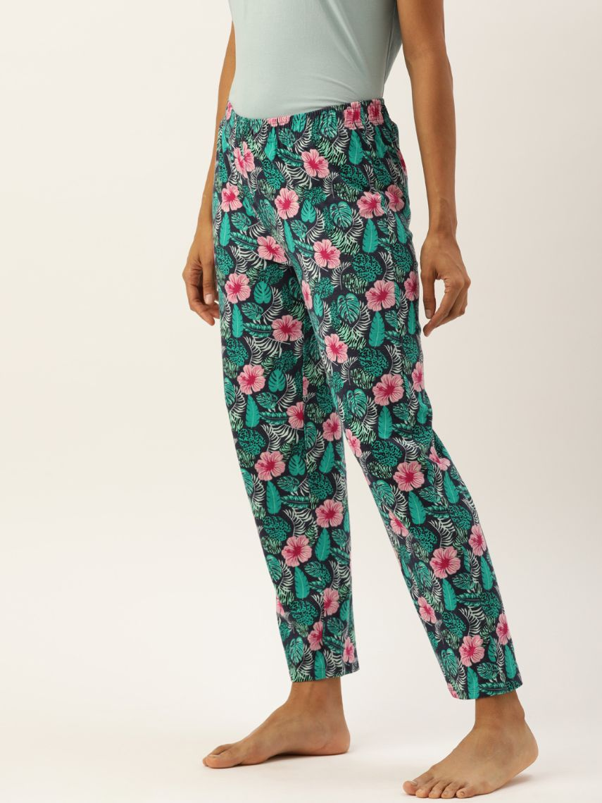 Jungle Peacoat AOP Lounge Pants
