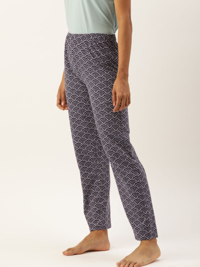 Vogue Peacoat AOP Lounge Pants