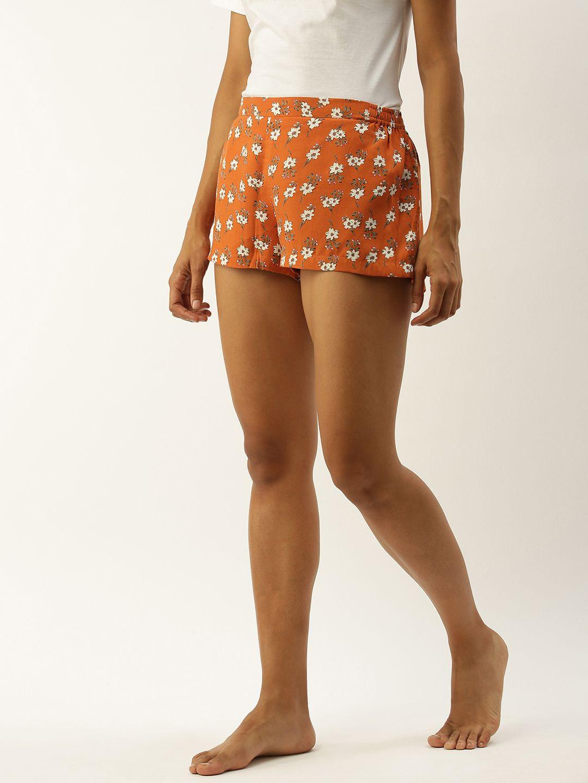 Chloe-F Mandarin Shorts