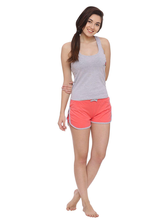Slumber Jill Watermelon Shorts Set