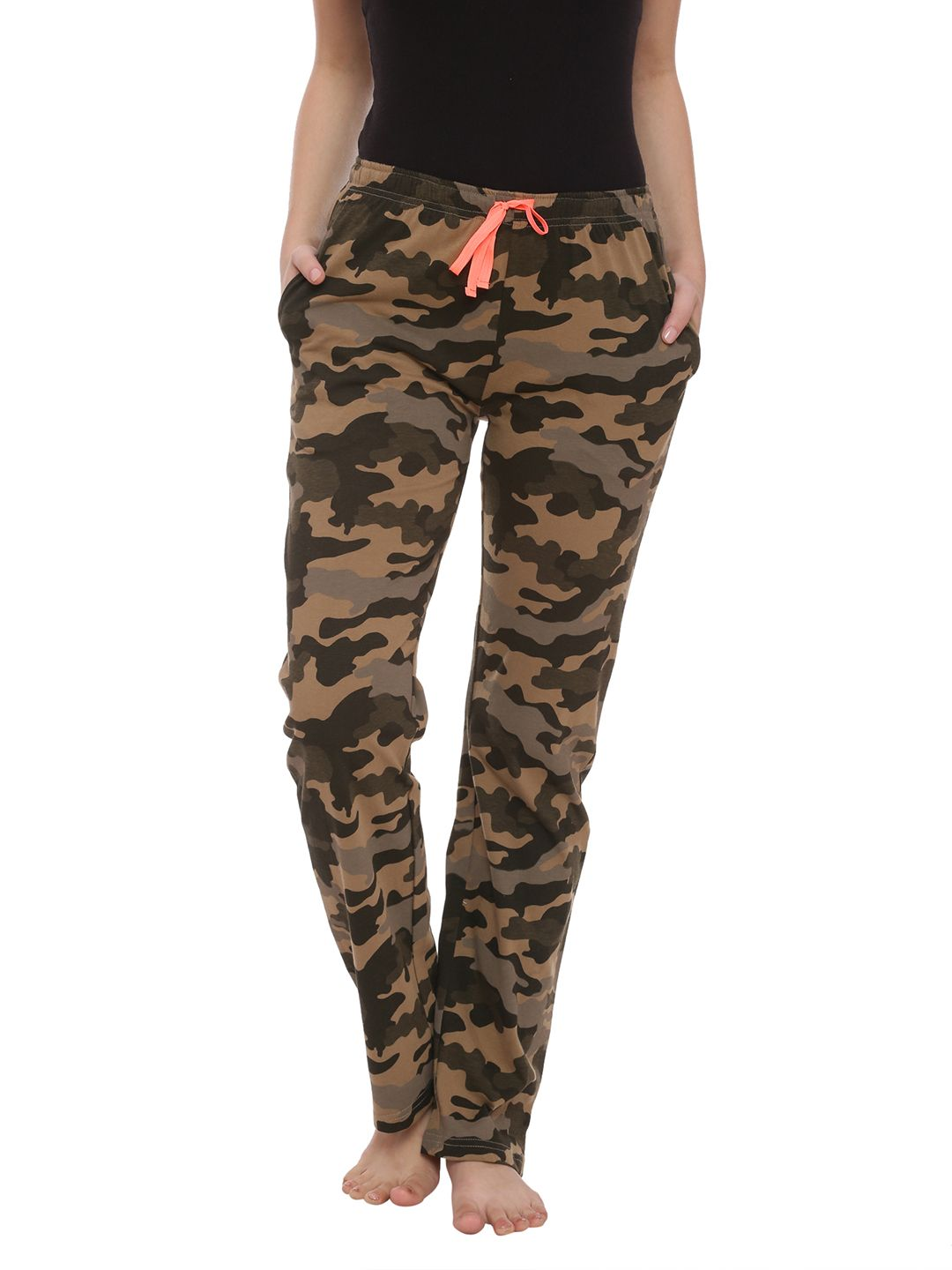Slumber Jill Nothing in Common Camouflage Lounge Pants