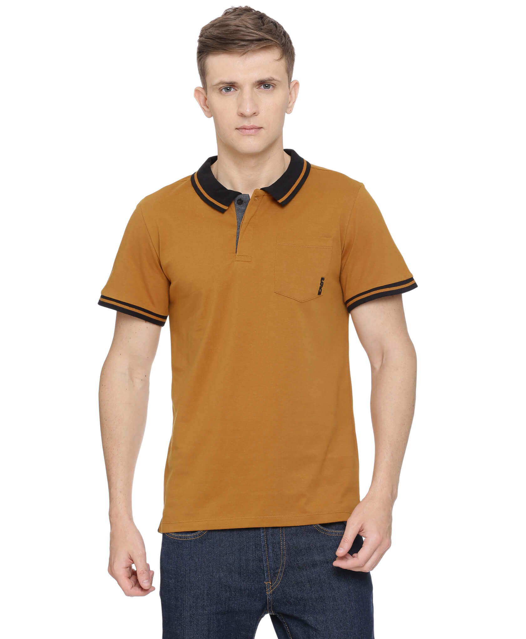 ATIVO PCKM Polo Jersey with Embellishment